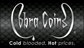 Cobra Coins logo