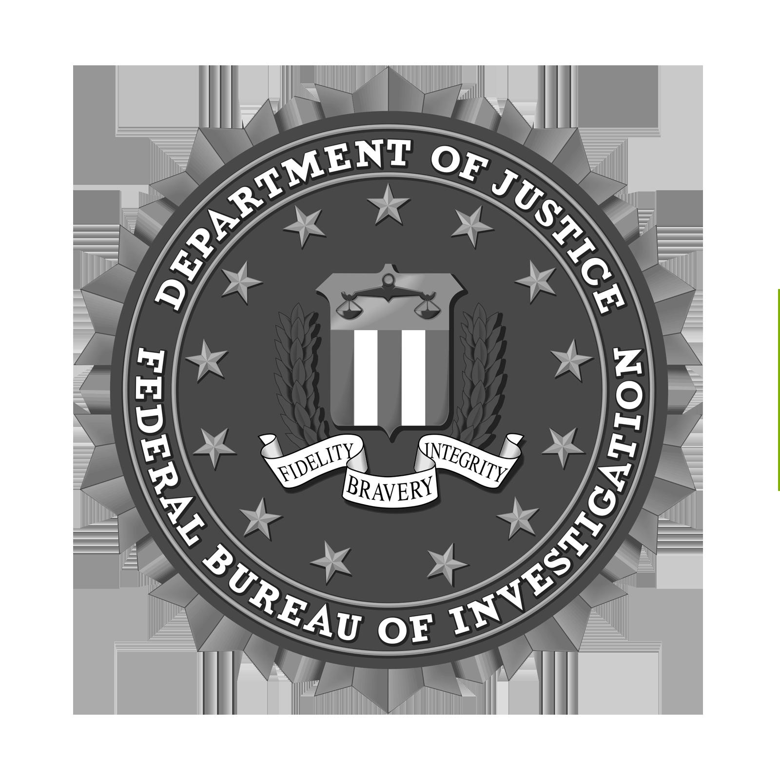 Federal Bureau of Investigation Challenge Coin FBI Challenge Coin